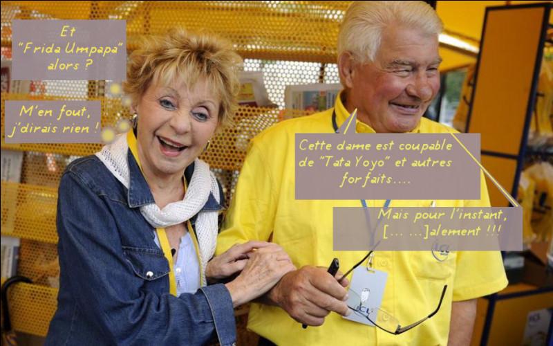 Eh oui : la France, ce n'est pas que Jacques Anquetil, mais la Belgique, ce n'est pas que Jacques Brel...
