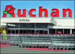 """Quel est le slogan actuel de l'enseigne """"Auchan"""" ? (2021)"""