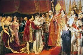 En quelle année Napoléon Bonaparte a-t-il épousé Marie-Louise d'Autriche ?