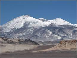 Où se situe le Nevado Ojos del Salado ?