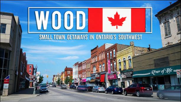 Quelle est cette ville canadienne de l'Ontario, siège du comté d'Oxford, grand centre industriel et agricole, son nom est le même que celui du rassemblement emblématique de 1969 ?