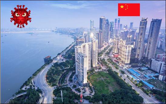 Quelle est cette grande ville portuaire chinoise, capitale de la province du Hubei, point de départ de la pandémie mondiale de la Covid 19 ?
