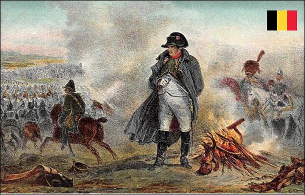 Quelle est cette ville belge, célèbre pour la bataille éponyme qui changea le destin de l'Europe en 1815 après la défaite de Napoléon 1er ?