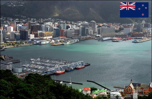 Quelle est cette ville, capitale de la Nouvelle-Zélande, centre politique du pays ?