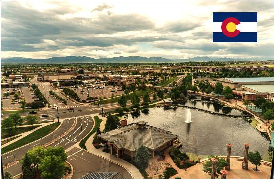 Quelle est cette ville du Colorado créée en 1870 lors de la ruée vers l'or, elle porte le même nom qu'un quartier de Londres ?