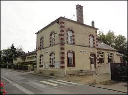 Commune Sarthoise, Chérancé se situe en région ...