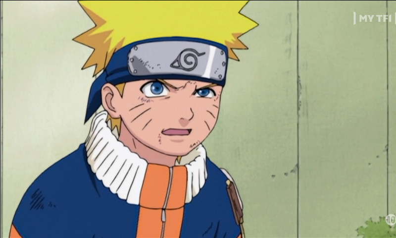 Avec qui Naruto sera-t-il dans son équipe ?