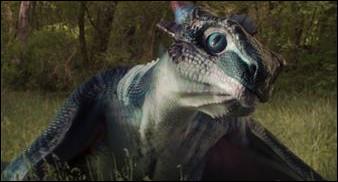 Quel est le nom de ce dragon ?