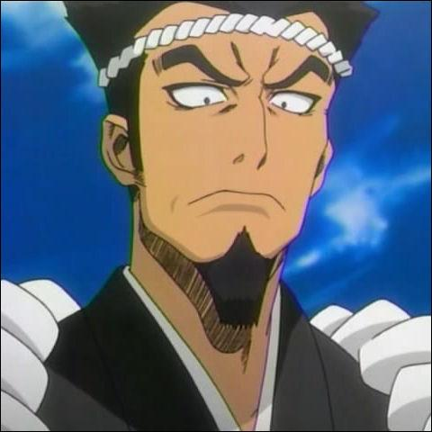 (Sentarô Kotsubaki) Qui est sa principale rivale dans la treizième division ?