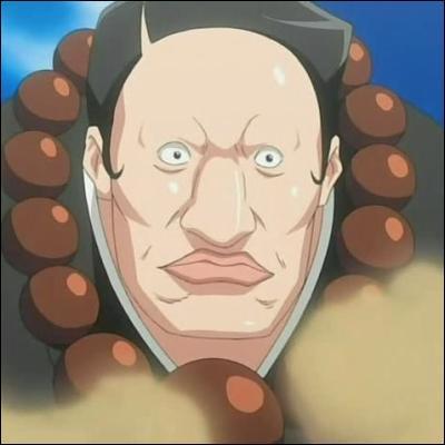 (Jirôbô Ikkanazaka) Dans son combat contre Uryu, pourquoi s'en prend-il d'abord à Orihime ?