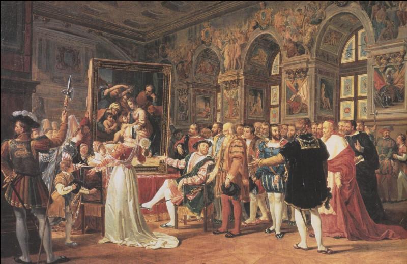 Quel peintre n'appartient pas à la Renaissance ?