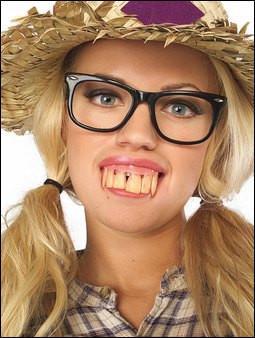 """""""Elle est connue pour avoir les dents longues."""" Que signifie cette affirmation ?"""