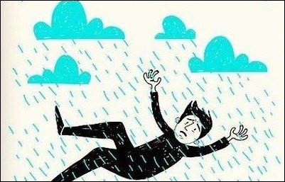 """Que signifie la phrase : """"Ne pas être tombé de la dernière pluie"""" ?"""