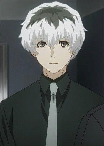 Tokyo Ghoul : comment s'appelle le meilleur ami de Kanneki ?