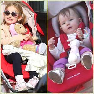 Qui sont ces deux petites filles ?