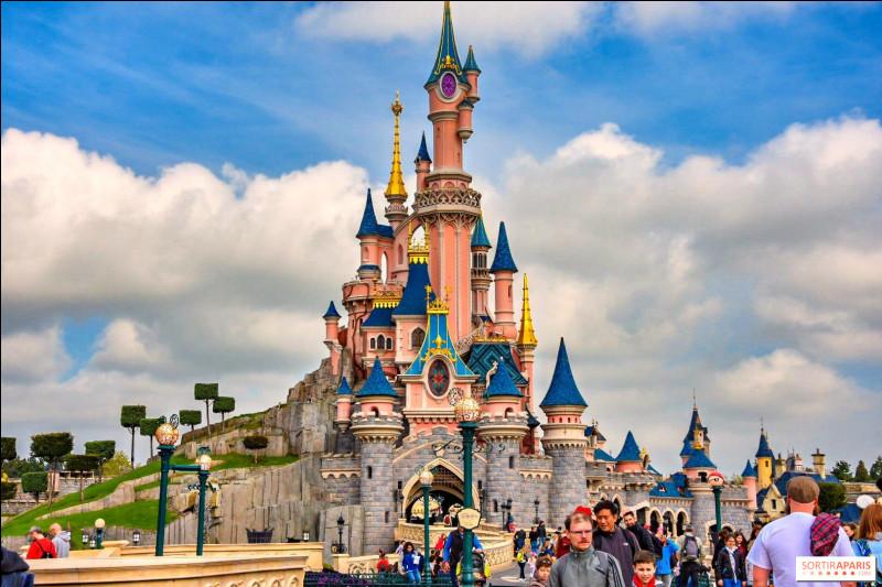 Combien y a-t-il de Parcs Disney dans le monde ?