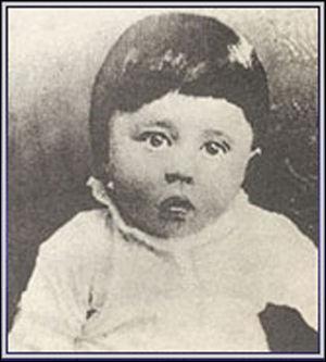 Qui est cet enfant ? (Personnage historique)