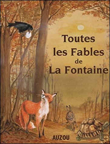 """Dans quelle fable de La Fontaine, la morale est-elle """"L'avarice perd tout en voulant tout gagner"""" ?"""