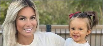 Comment se prénomme la fille de Carla et Kevin ?
