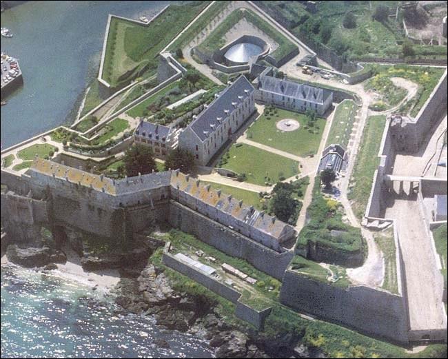 Ou se trouve cette citadelle ?