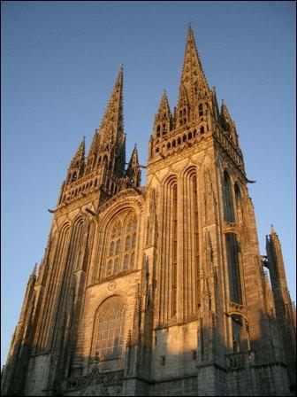 Une cathédrale ...