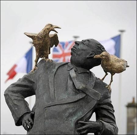 Ou peut on rencontrer cette statue ?