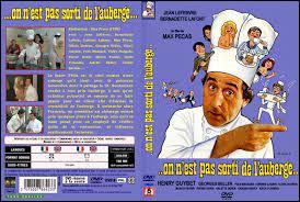 """""""On n'est pas sorti de l'auberge"""" est le titre d'un film joué par Pauline Lafont."""