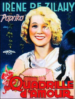 """""""Quadrille"""" est le titre d'un film réalisé par Sacha Guitry."""