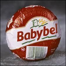 Avec le lait de quel animal le Babybel est-elle réalisé ?