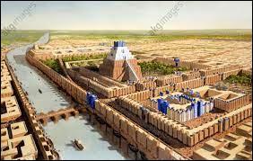Babylone était une ville antique de Mésopotamie. Où se situerait-elle actuellement ?