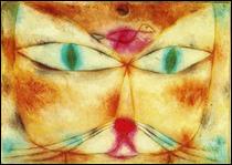 """Qui a peint """"Chat et oiseau"""" ?"""