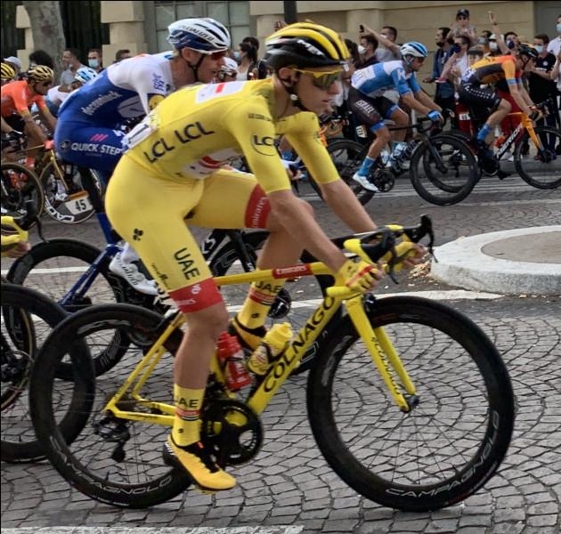 Qui est le vainqueur du Tour de France 2020 ?