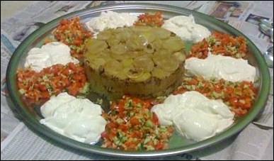 De quel pays, le maqlouba est-il un plat traditionnel ?