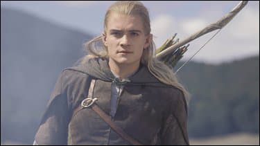 Quelles sont les armes de Legolas ?