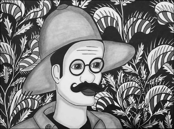 Arrives-tu à dessiner un portrait correctement et reconnaissable ?