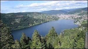 Les Vosges se trouvent en région Grand-Est.
