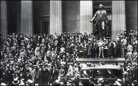 La Grande Dépression est également appelée « crise économique des années 1830 ».