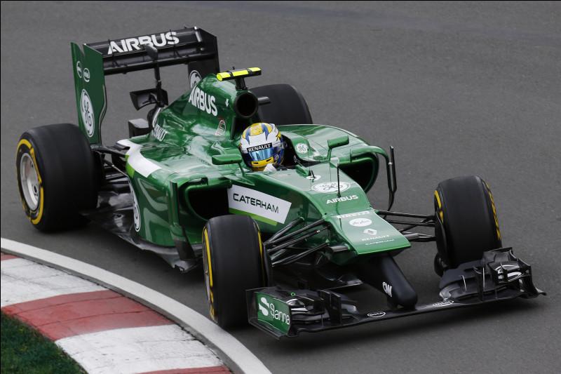 Au cours de la saison 2014, les pilotes titulaires à plein temps se sont vus remplacés pour une seule course. Le pilote de la voiture numéro 9 était le second titulaire à plein temps. Qui est-il ?