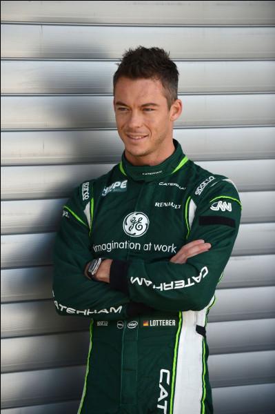 Dernier des quatre pilotes titularisés par Catheram, André Lotterer n'a couru qu'une course. Quel était son numéro de course ?
