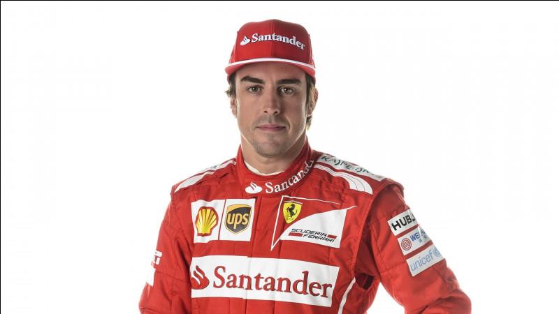 """Cette saison 2014 permet à Fernando Alonso, surnommé """"Nando"""" d'entamer sa cinquième saison chez les rouges. Quel numéro de course a-t-il choisi ?"""