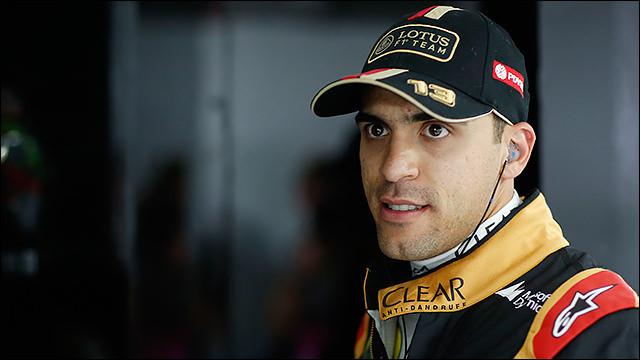 Lors des trois précédentes années, l'écurie Lotus F1 Team s'est battue avec les cadors de ces précédentes années. En 2014, Lotus F1 Team engage Pastor Maldonado ; quel numéro arbore-t-il ?