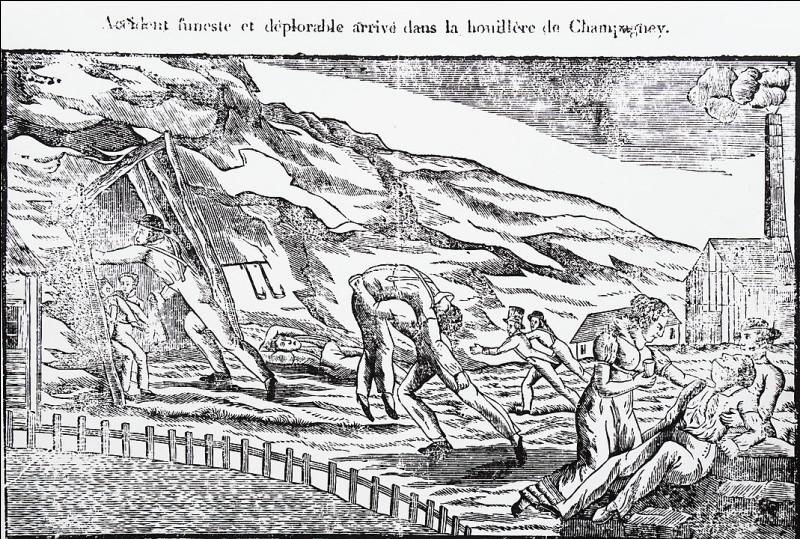 Jusqu'au XIXe s., grosso modo, les seules catastrophes industrielles étaient principalement dues aux...