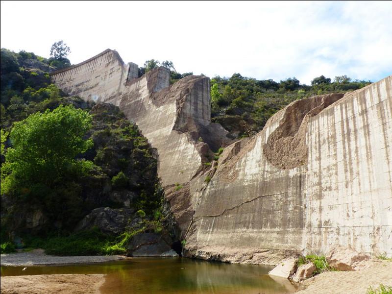 Var (France) 1959 > Ça ne s'est pas bien passé pour ce barrage [...lequel ?] : 3 ans après sa mise en service, sa rupture déclenche une vague déferlante de [...quelle hauteur ?] et la mort de 427 personnes.