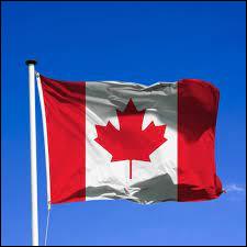 Si j'enlève cette feuille d'érable, quel drapeau vais-je avoir ?