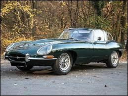 Quel est le nom de ce modèle emblématique de la marque Jaguar ?