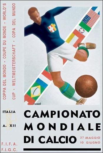 En 1934, quel pays remporta la Coupe du monde et quel fut le score final ?