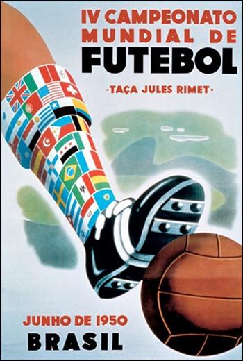 Les Coupes du monde de 1942 et de 1946 furent annulées à cause de la Seconde Guerre mondiale.En 1950, quel pays remporta la Coupe du monde et quel fut le score final ?