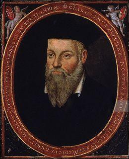 Quel était le métier de Nostradamus ?