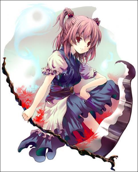 Dans ce manga, Komachi Onozuka est une shinigami qui a la facheuse tendance à demander aux gens s'ils comptent commettre un suicide. C'est dans :