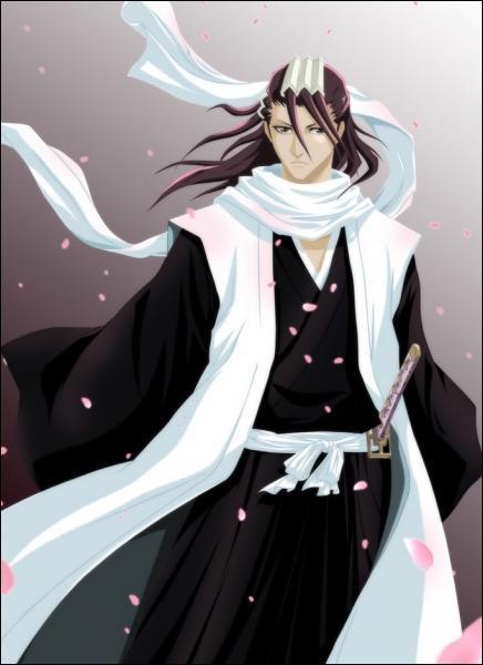 Dans ce manga, les Shinigamis sont des âmes guerrières qui protègent les vivants des Hollows et qui envoient les morts vers leur monde, la Soul Society grâce à leur zanpakuto (sabre). C'est dans :